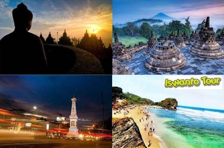 Paket Wisata Jogja Murah Dan Terbaik 2020 Iswanto Tour