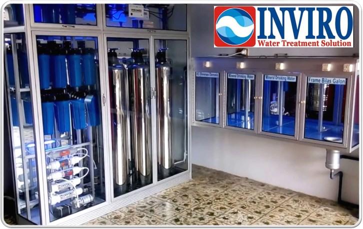 harga mesin air isi ulang