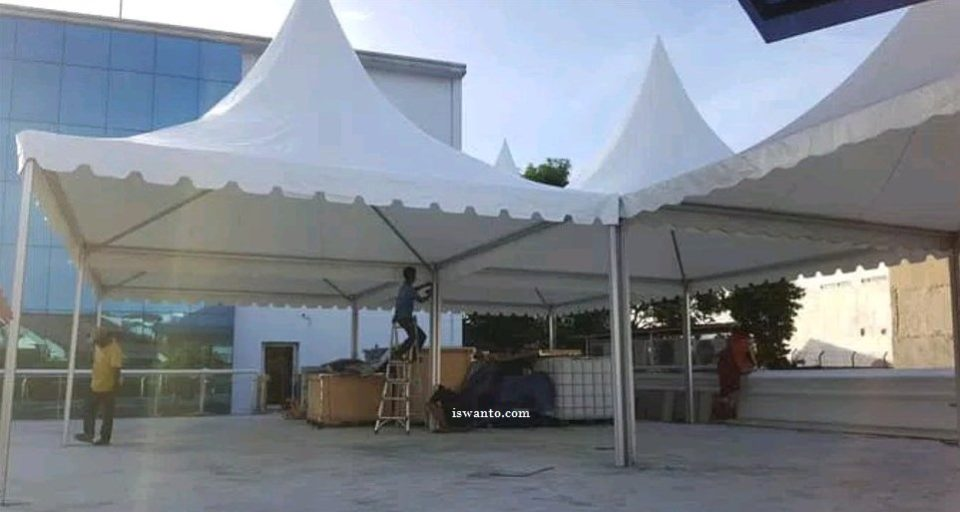 Jual Tenda Event Pameran Promosi Bazar