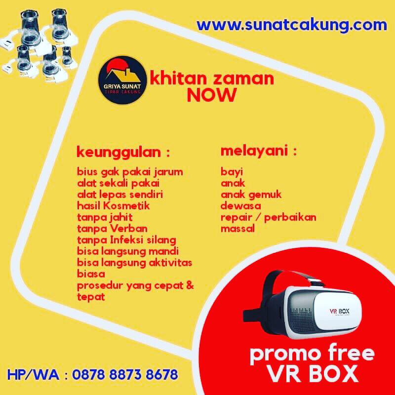 Sunat Gemuk, FImosis, Autis Cakung Jakarta