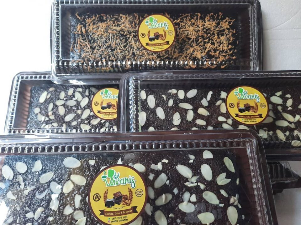 jual brownies panggang semarang